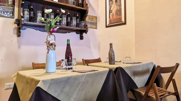 Interno - Vino e Cucina, Napoli