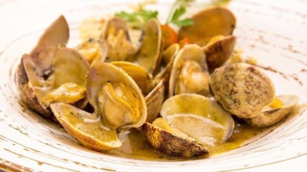 Sugerencia de plato - La ribera Marbella, Marbella