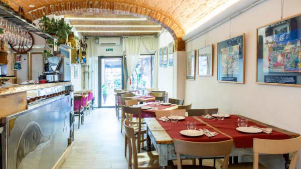 Vista della sala - Culinaria Bistro De Gustibus, Firenze
