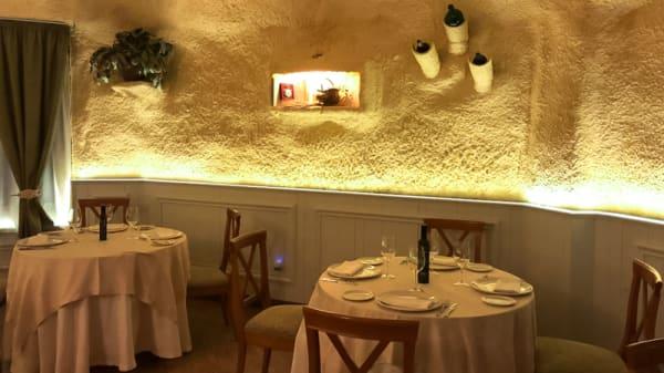 Sala del restaurante - Bernardo - Entrevinosytapas, Alcala De Guadaira