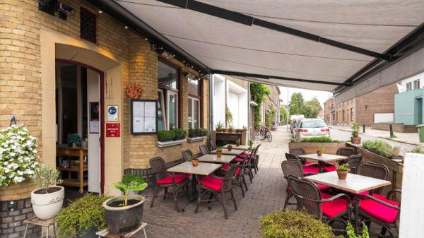 Terras - Bib Gourmand Restaurant Danyel, Maastricht