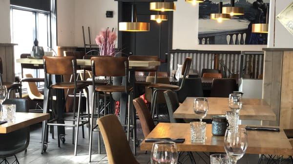 Restaurant - ALEX Bar & kitchen, Maarssen