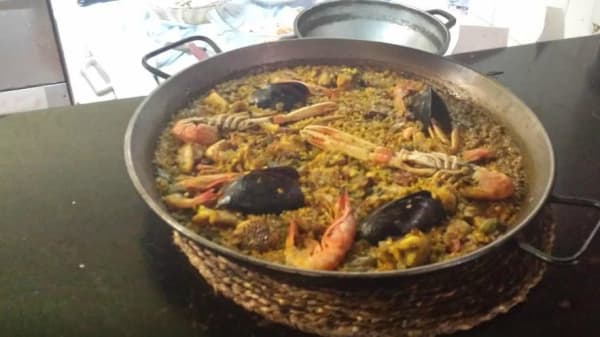 paella - Can Pujol, Sant Antoni De Portmany