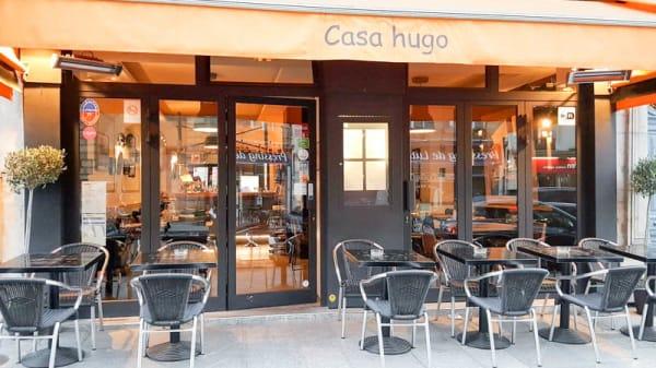 Terrasse - Casa Hugo, Paris