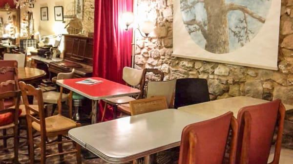 Vista sala - Le Petit Troc, Villeneuve-lès-Maguelone