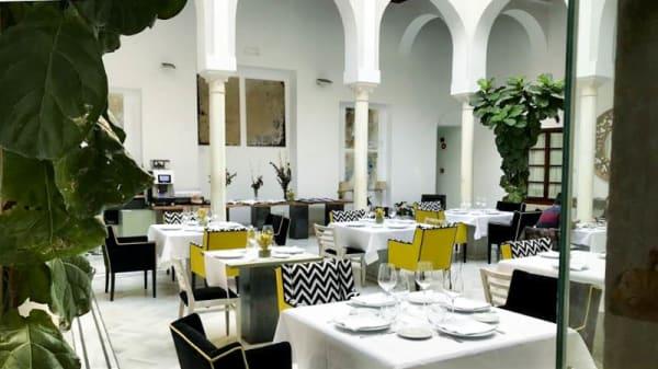 Vista del interior - Laherre Restaurante, Sevilla