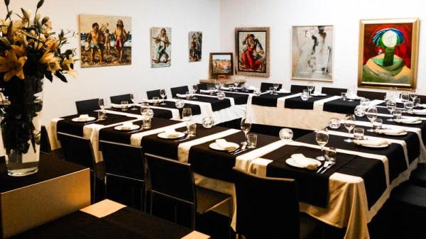 Vista Sala - Genial & Art Gallery, Sabadell