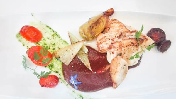 Suggestion de plat - Restaurant La Maison des Abelias, Puimoisson