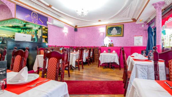 Vue de la salle - Indian Swad, Paris