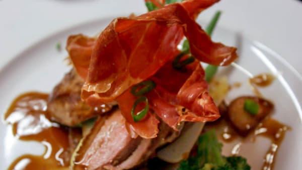Suggestie van de chef - Restaurant Karakter, Arnhem