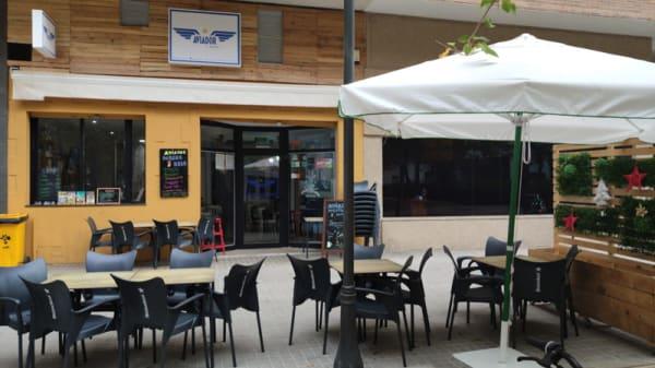 Terraza - Aviador Burger&Beer, Valencia