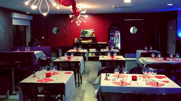 Salle - Wynn Café, Saint-Maximin-la-Sainte-Baume