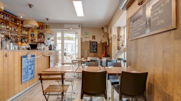 Vue de la salle - Couleur Café, Marseille