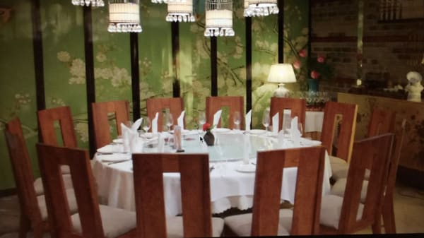 Room's view - Kirin Restaurant, London