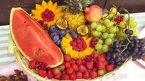 Assortiment de fruits - Le Balthazar, Le Blanc-Mesnil