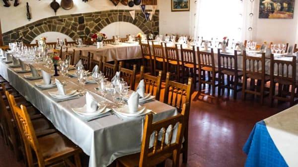 Comedor - Puente Romano, Molinaseca