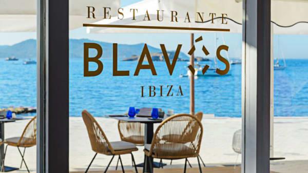 Terraza - Blavós Ibiza, Ibiza