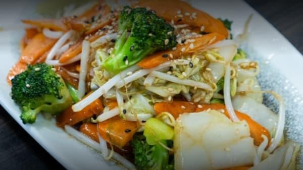 Chef's suggestion - Yuriko Sushi, London