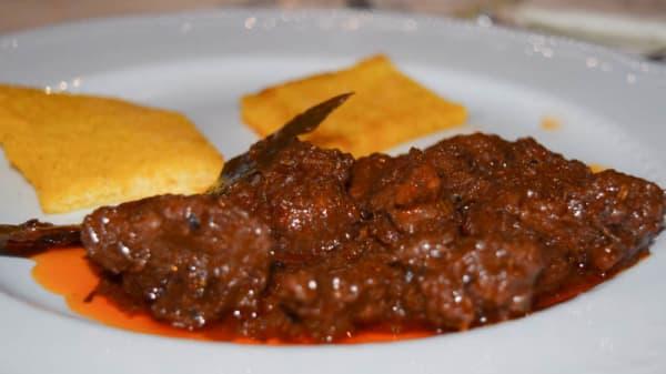 Suggerimento dello chef - La Locanda Dei Tintori, Sarteano