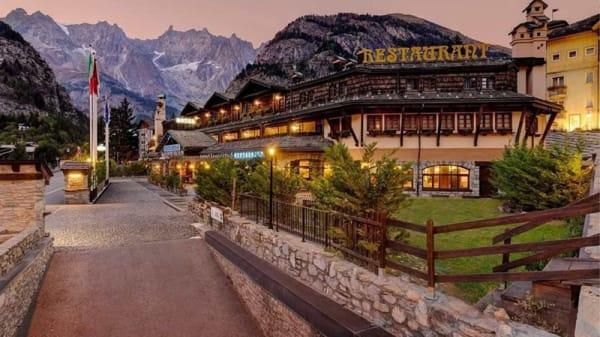 Entrata - iH Gusto Mont Blanc, Courmayeur
