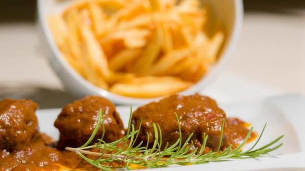 Sugerencia del chef - Salt & Pepper, Ibiza