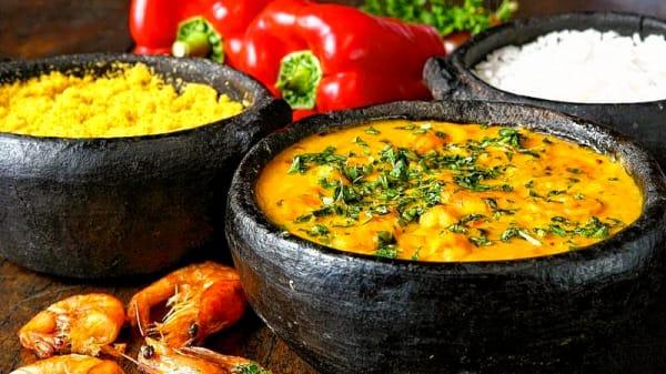 Sugestão do chef - Odara Cozinha Baiana, Belo Horizonte