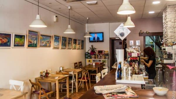 Sala - Café Contigo, Valencia
