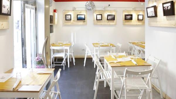 Vista sala - Ad Arte Pizza Ad Alta Digeribilità, Livorno
