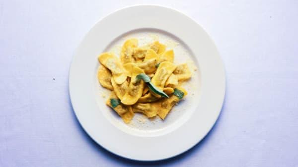 Casoncelli alla bresciana - Osteria Pane al Sale, Clusane