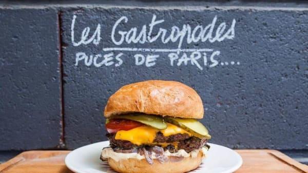 Plat5 - Les Gastropodes, Saint-Ouen