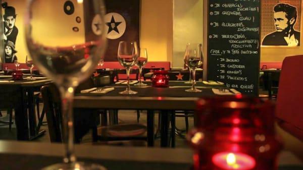 Vista sala - Velvet Lounge, Barcelona