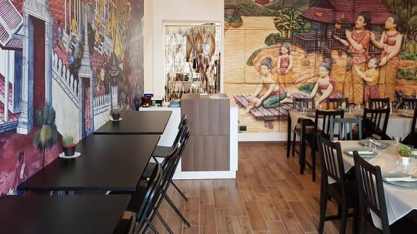 Interno - Baan Thai Restaurant, Paderno Dugnano
