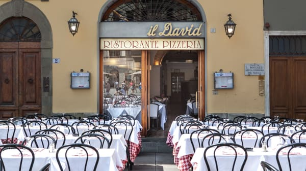 Ristorante Il David, Firenze