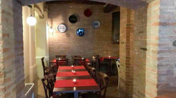 Veduta dell interno - White Dragon Pub, Vignola