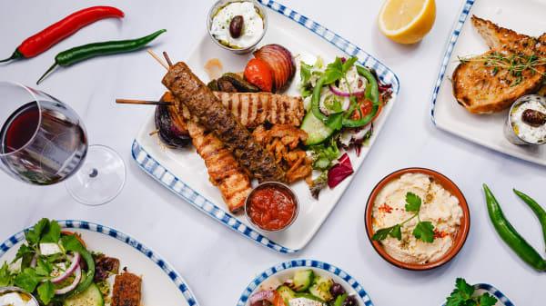 dinner - Grekiska Grill & Bar Väsby, Upplands Väsby