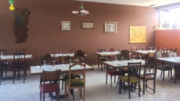 Sala - Barco Velho Restaurante, Apúlia
