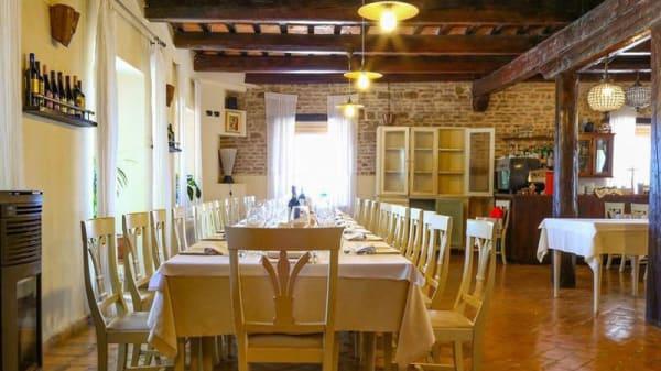 Vista sala - Isolabelgatto, Fano