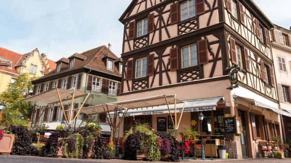 Entrée - Wistub Brenner, Colmar