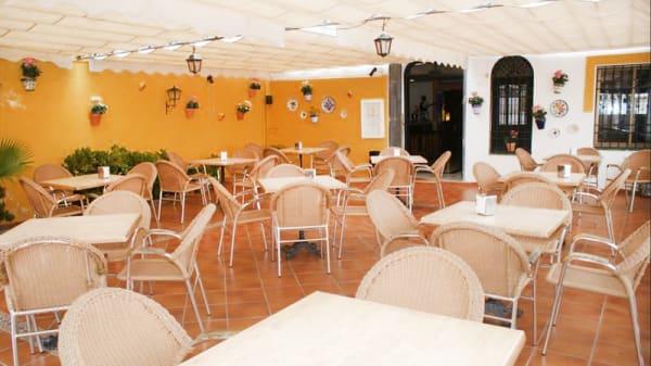 Terraza - Playamaro - Hotel Playamaro, Cueva De Nerja