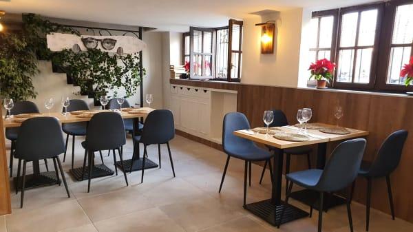 Nuestra zona de restaurante - Can Vilamari, Barcelona