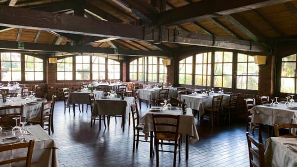Vista della sala - La Griglia sul Fuoco, Buccinasco