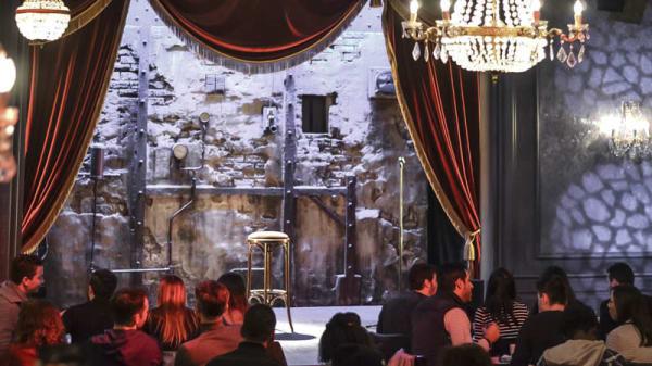 spectacle - Comedy Brunch, Paris