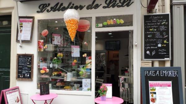 L'Atelier de Lili, Paris