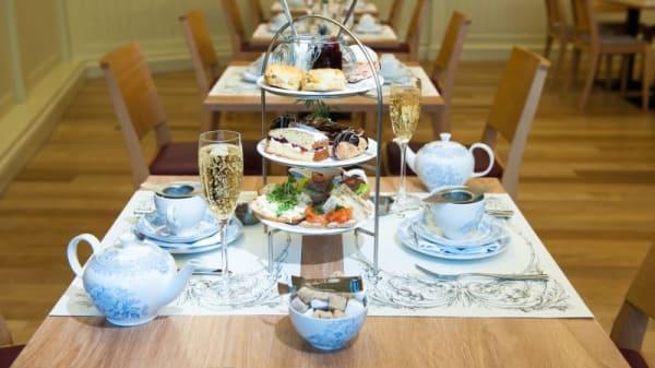 The Café at the Palace, Palace of Holyroodhouse, Edinburgh