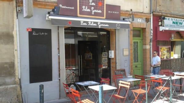 Devanture - Les Sales Gosses, Toulouse