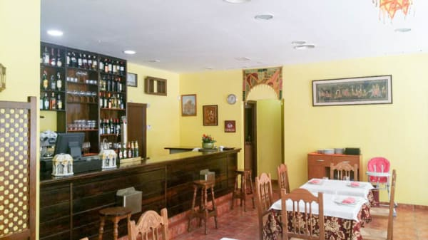 Vista sala - Tandoori Massala, Coslada