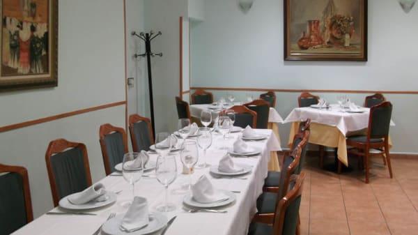 Vista sala - Berdi Blasco De Garay, Madrid