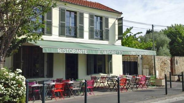 Terrasse - Il Vaporetto, Carrières-sur-Seine