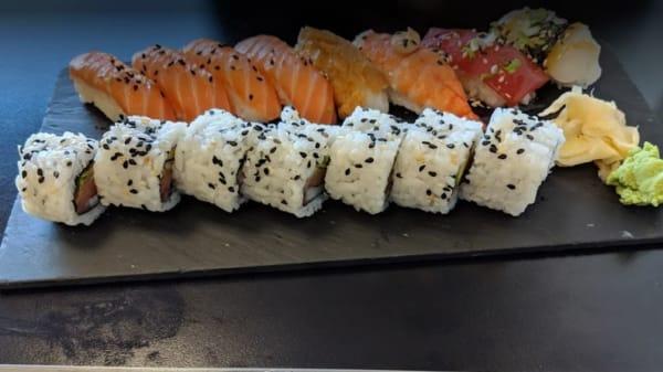 Forslag til retter - Sushi CITY, Gävle