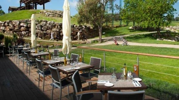 Terrasse - Le Provençal Golf & Café, Biot